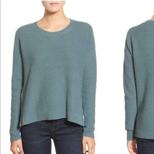 Madewell Textured Sweater, size Small